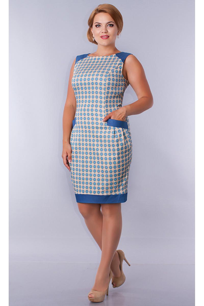 Платье Дали 504/1