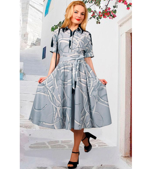 АКЦИЯ Платье Миа-Мода 686-6