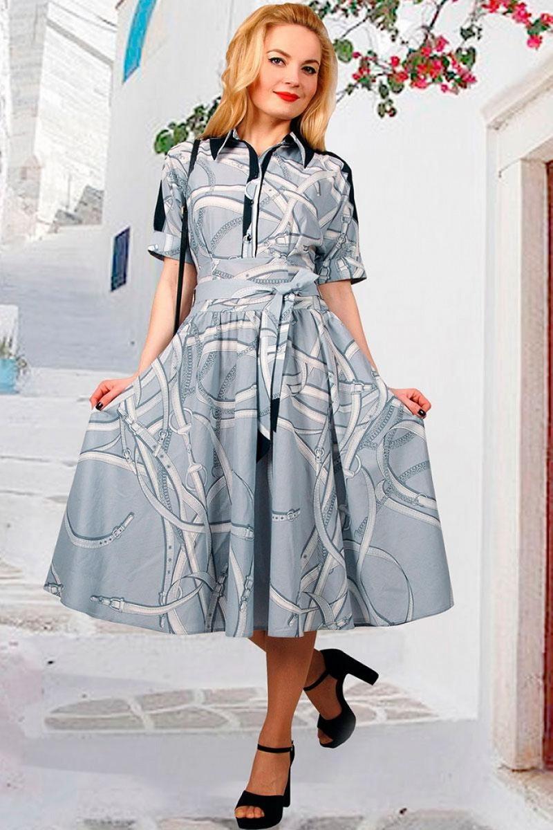 РАСПРОДАЖА Платье Миа-Мода 686-6
